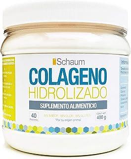 Colágeno Hidrolizado 100% Puro, Polvo 1 Tarro 400 gr