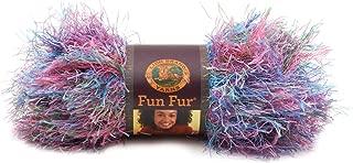 fun fur yarn projects