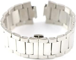 "Swiss Legend 15MM 7.5"" Stainless Steel Silver Watch Band Strap Bracelet fits 45mm Mens Endurance Watch"