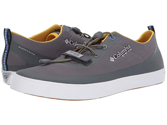 Columbia  Dorado Cvo PFG (TI Grey Steel/Electron Yellow) Mens Shoes