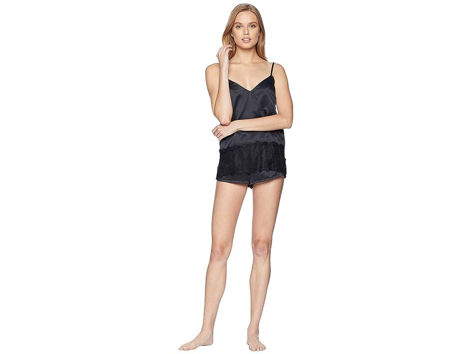 BLUEBELLA Elva Cami and Shorts Set (Black) Women