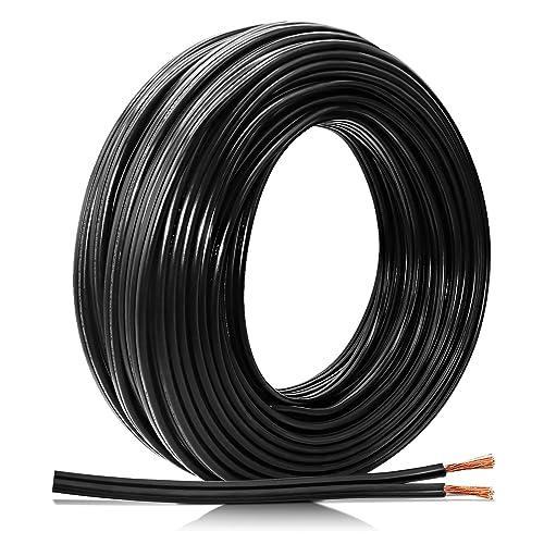 2 X 50/' Brinkmann 100/' Total Malibu Low Voltage 16 Gauge Landscape Wire 16//2