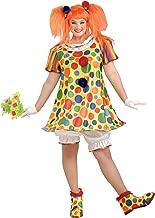 Forum Novelties Women's Giggles The Clown Costume