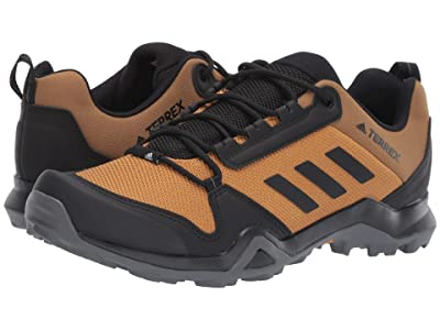 adidas Outdoor Terrex AX3 (Mesa/Black/Active Orange) Men