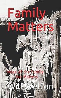 """Family Matters"" Head of the Family Joe Matters"
