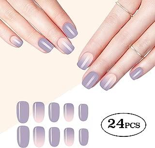 fake nails and glue