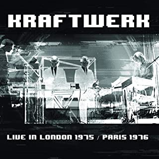 Live in London 1975/Paris 1976