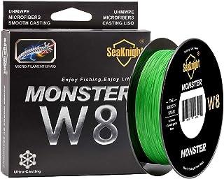 SeaKnight Monster Trenzado de Pescar W8/S9 Trenzado de 8/9
