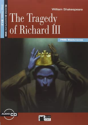 The tragedy of richard iii+cd (reading s) [Lingua inglese]