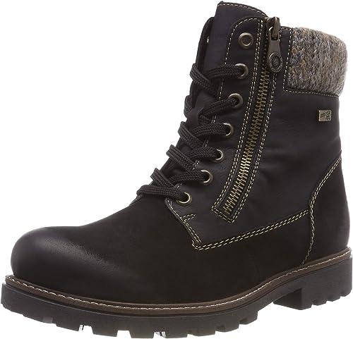 Remonte Damen Stiefel Combat D7486 e2075mnvp35147 Neue