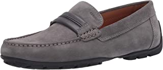Geox U Moner A, Mocassins (Loafers) Homme