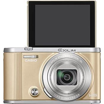 CASIO デジタルカメラ EXILIM EX-ZR1800GD 自分撮り・みんな撮りが簡単 シャッターを押すだけでキレイに撮れる