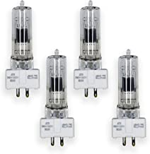 USHIO T19 JCS 240v 1000w BGXB Replacement Lamp x4