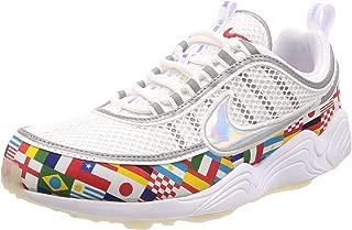Men's Air Zoom Spiridon 16 NIC, White/Multi-Color