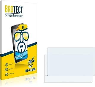 brotect Protector Pantalla Compatible con Lowrance Elite-7 HDI Protector Transparente (2 Unidades) Anti-Huellas