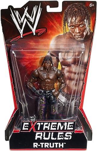 Mattel WWE Extreme Rules R-Truth Figurine Figure