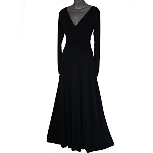 Womens Black Ball Gowns Amazoncouk