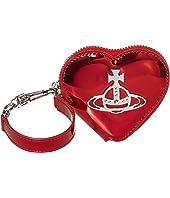 Vivienne Westwood - Johanna Heart Coin Case