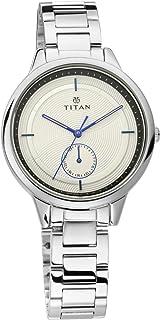 ساعة نيو IV المعدنية للنساء من تيتان