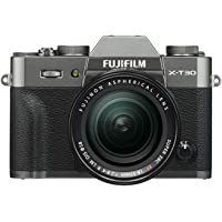 Deals on Fujifilm X-T30 Mirrorless 26.1MP Digital Camera w/18-55mm Lens