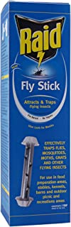 Raid Jumbo Fly Stick (Pack of 6)