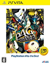 Persona 4 the Golden Playstation (R) Vita the Best