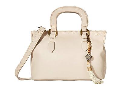 The Sak Santa Barbara Mini Satchel (Stone) Handbags