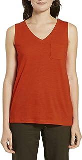 Tom Tailor V-Ausschnitt Camiseta para Mujer