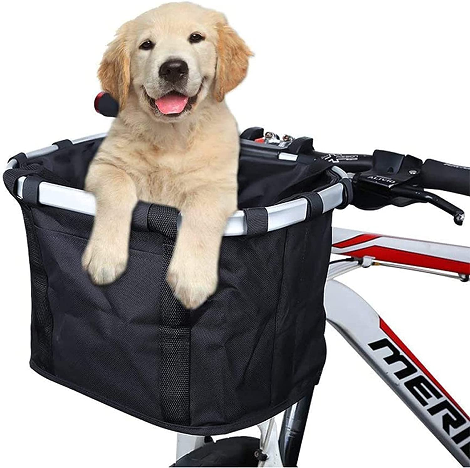 YIXING Discount mail order Bicycle Basket Handlebar At the price Pannier Pet Front