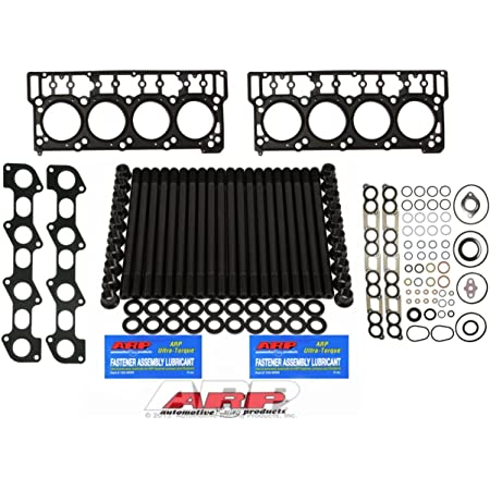 18mm Head Gaskets /& Ford OEM Bolts 6.0L Powerstroke E350 F250 F350 EXCURSION
