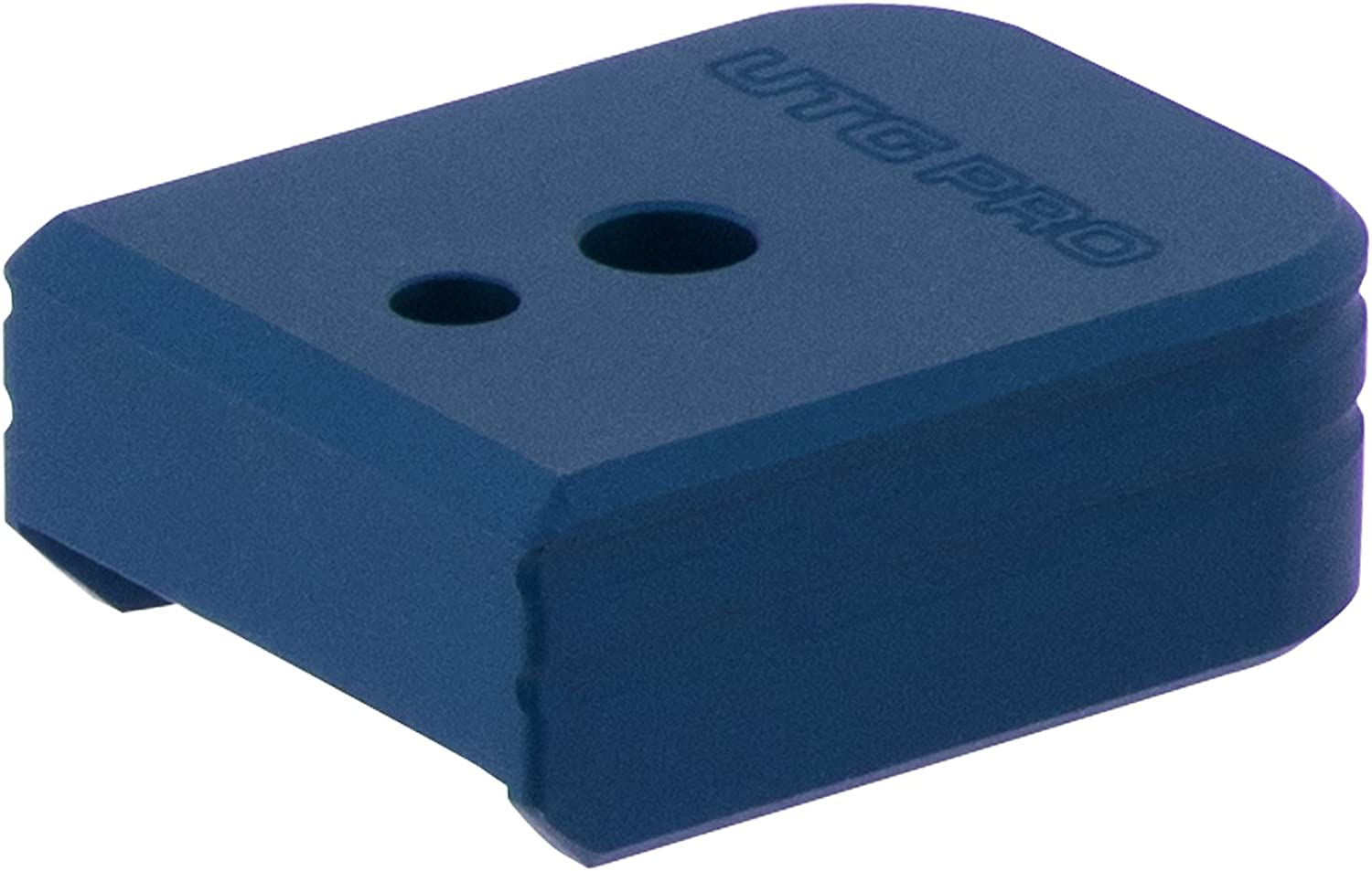 UTG PRO Plus 0 Base Pad, S&W M&P 9 40, Matte bluee Aluminum
