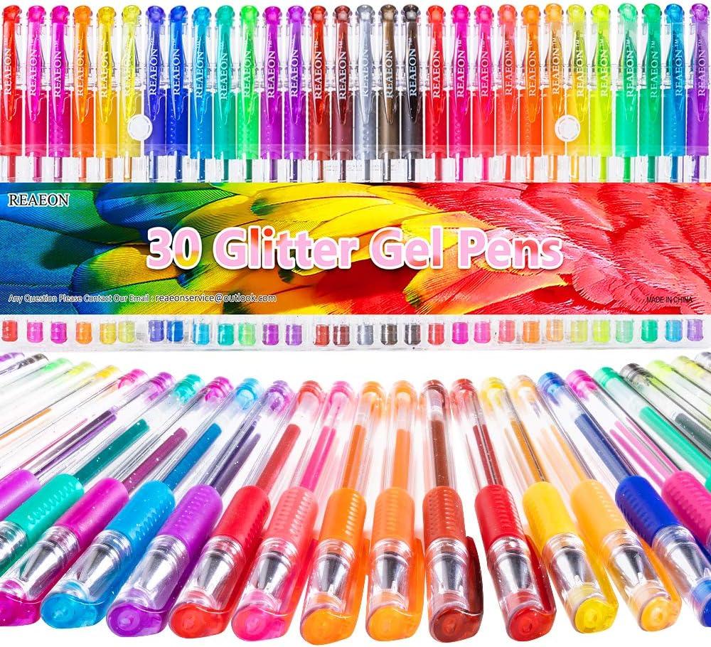 Leopard Print Animal Print |Refillable Pens Glitter Pens Custom Glitter Pens