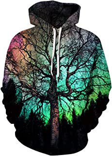 tree galaxy hoodie