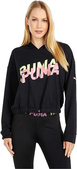 Puma Black/Bubblegum