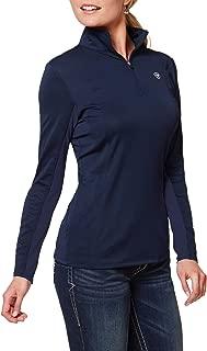 Women's Sun Stopper 1/4 Zip Pullover3Tee Shirt