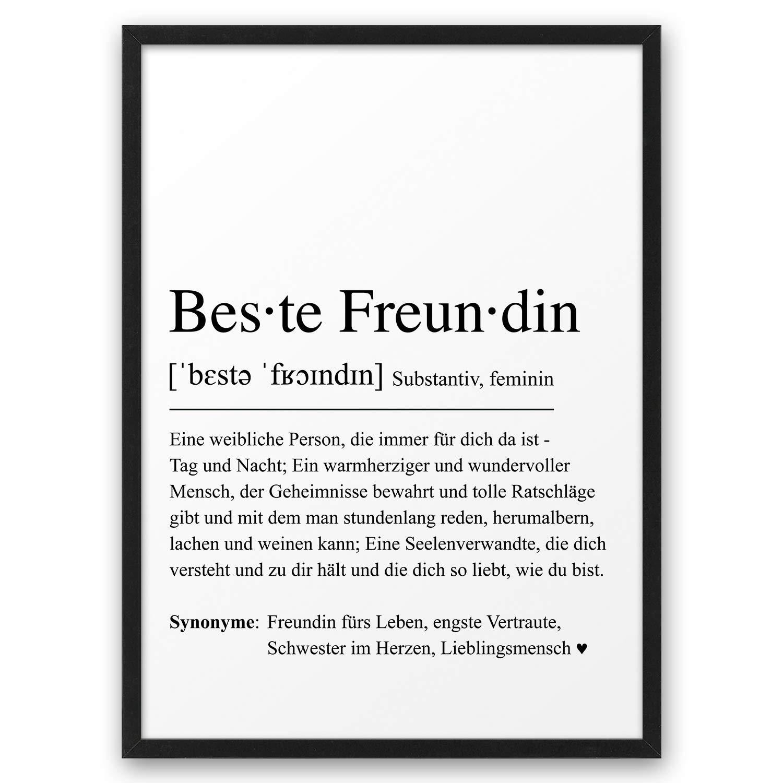 Text für besten freundin