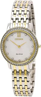 Watches Womens EX1484-57D Eco-Drive