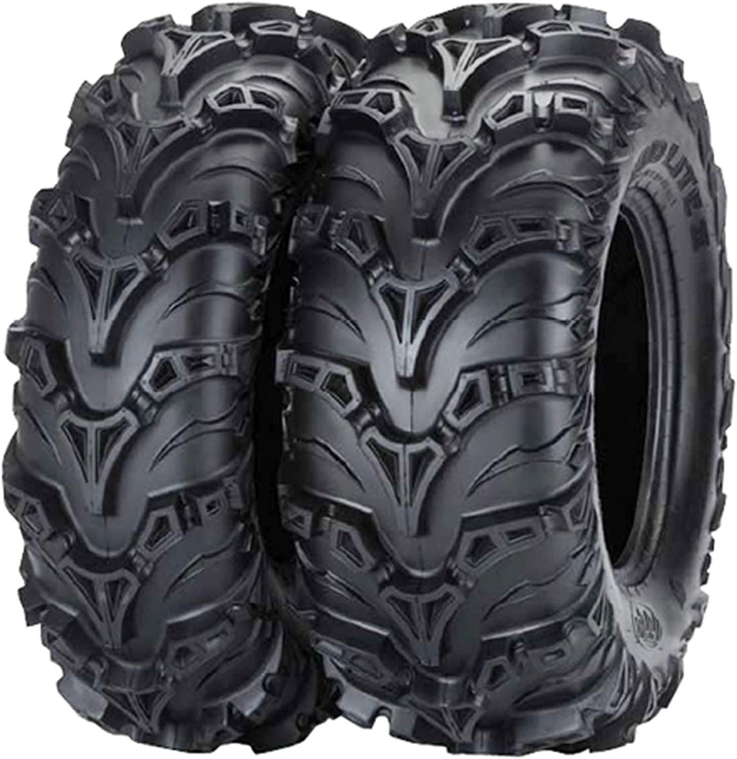 Mud Lite II Rear Tire - Colorado Springs Don't miss the campaign Mall 25x10-12 RZR Polaris 80 2013 Fits Ranger