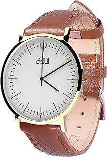 Wrist Watch, Women Quartz Watch with Second Hand, 30M Waterproof Watch Sports Fashion Gift