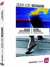 Jean-Luc Godard Collection Set Éloge de l'amour / Notre musique In Praise of Love / Our Music NON-USA FORMAT, PAL, Reg.2 France