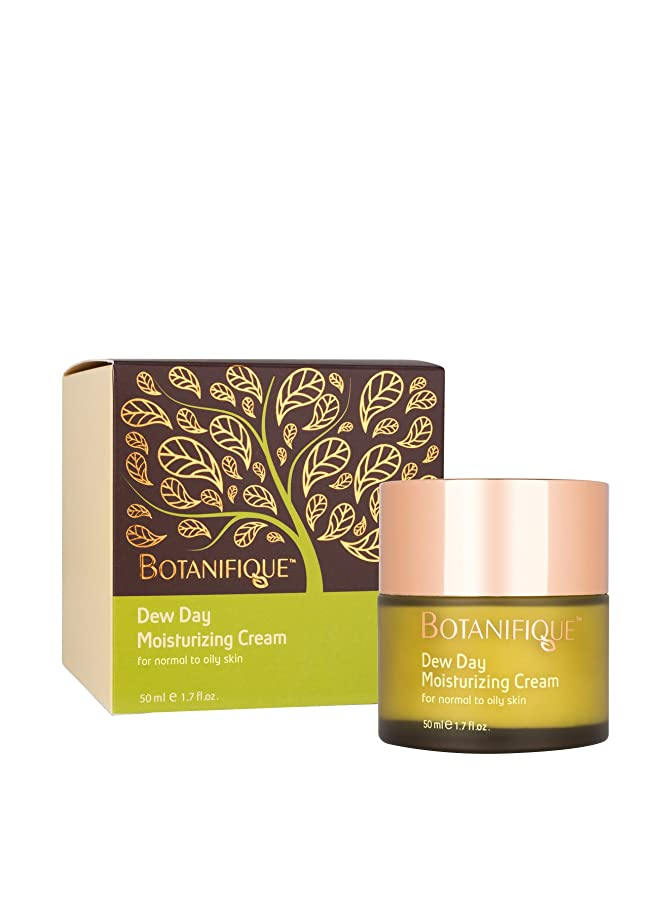 規模運命お父さんBotanifique Dew Day Moisturizing Cream - For Normal to Oily Skin 50ml/1.7oz並行輸入品