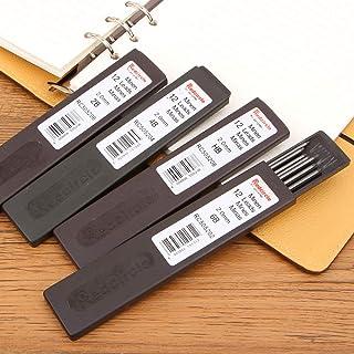 GOUWEI 2.0mm Graphite Lead Black HB/ 2B/4B/6B Mechanical Pencil Lead Refill Lead