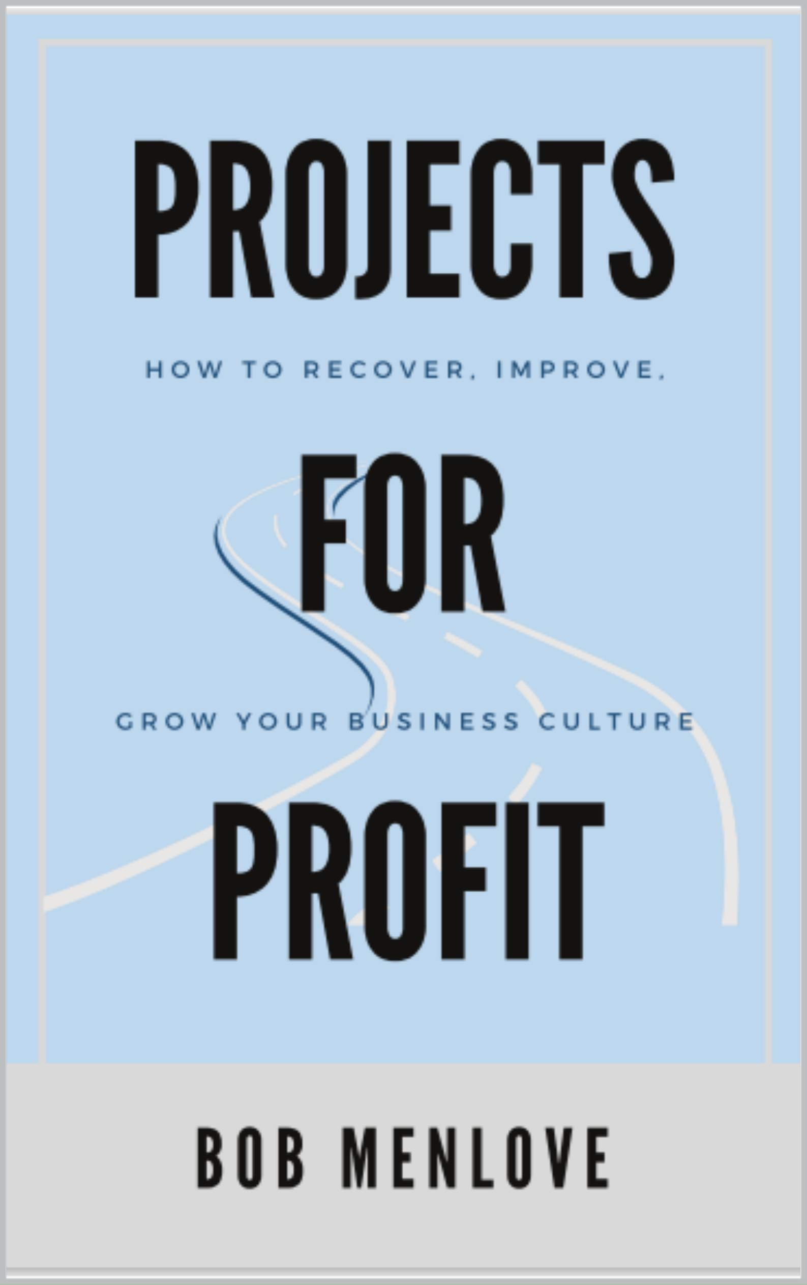 Projects for Profit: How to Recover Improve Grow your Business Culture