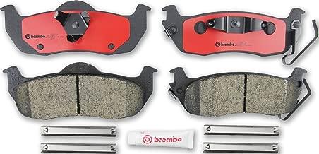 Brembo P56074N Rear Disc Brake Pad