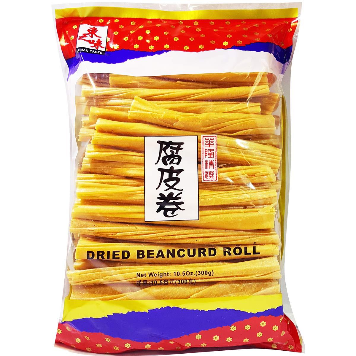 Excellence Asian Taste Dried Beancurd – Mesa Mall Roll 東之味腐Ã