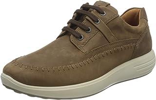 ECCO Men's Soft 7 Runner M Cocoa Brown Sneaker