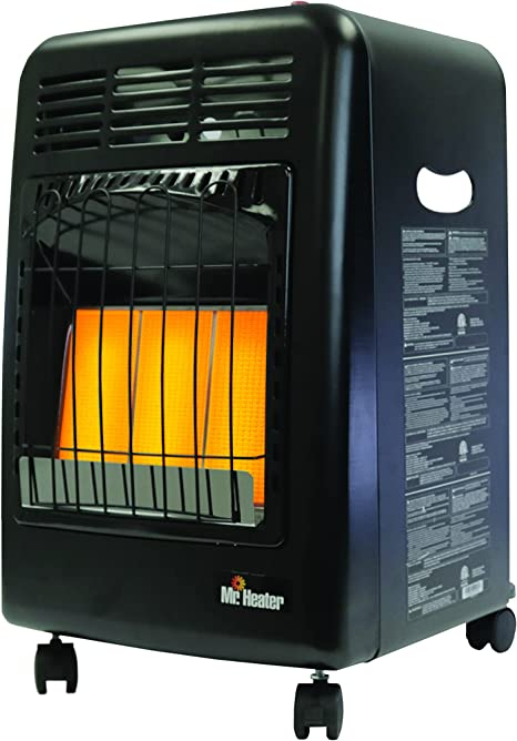 Mr. Heater MH18CH Radiant Cabinet LP Heater: image