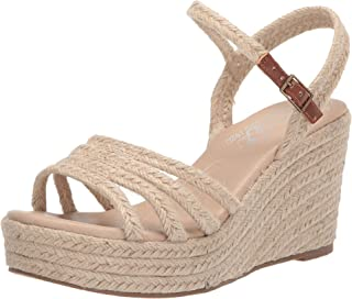 Sbicca Women's Ankle-Strap Wedge Sandal