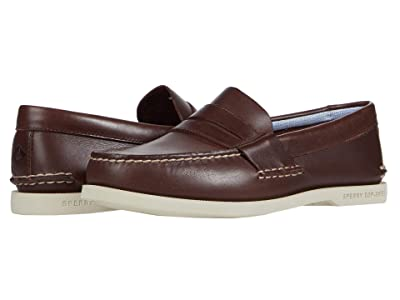 Sperry A/O Plushwave Penny (Brown) Men