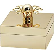 Kate Spade New York Keaton Street Gold Jewelry Box